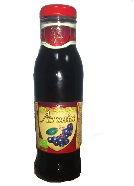 Suc 100% de aronia bio 270ml dragon3894666